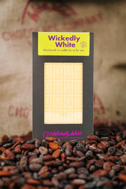 A Traditional Tablet of Wickedly White Chocolate