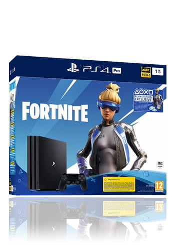 Sony PS4 PRO 1TB Fortnite Neo Versa Bundle - digi-cv