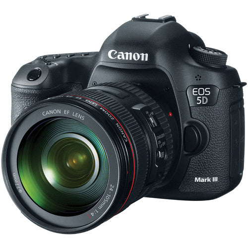 Canon EOS 5D Mark III 22.3 MP Full Frame CMOS Digital SLR Kamera