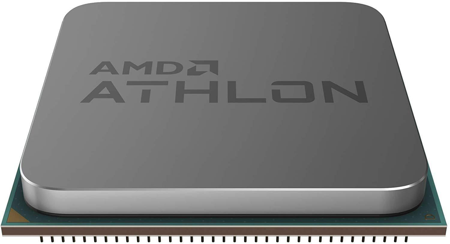 AMD Athlon 240GE Box AM4 (3,5GHz) YD240GC6FBBOX