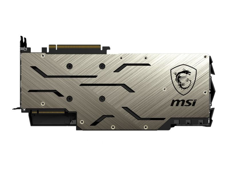 11GB MSI GeForce RTX 2080 Ti GAMING X TRIO GDDR6 Aktiv PCIe 3.0 x16
