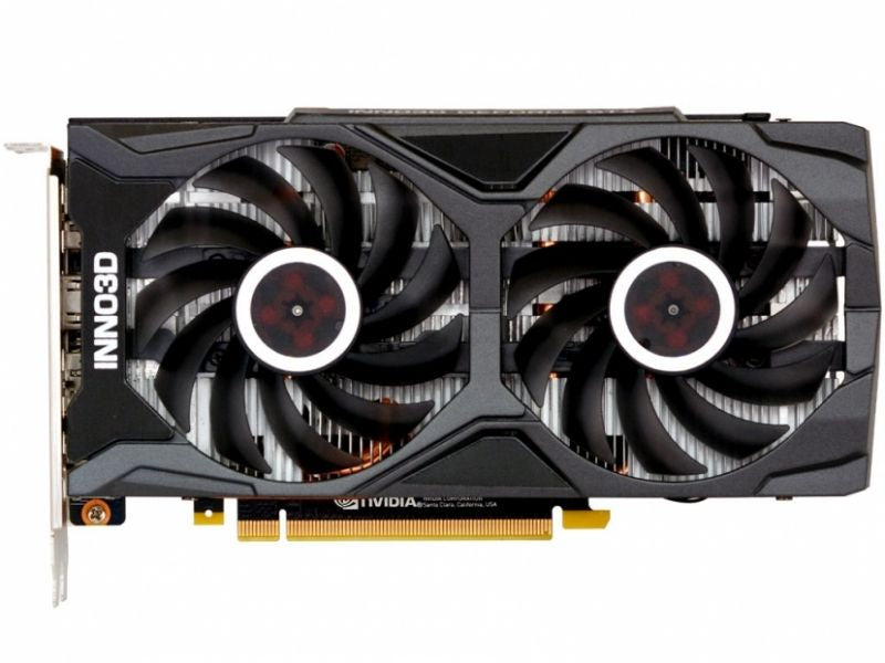 Inno3D VGA GeForce® RTX 2060 Super 8GB Twin X2 OC