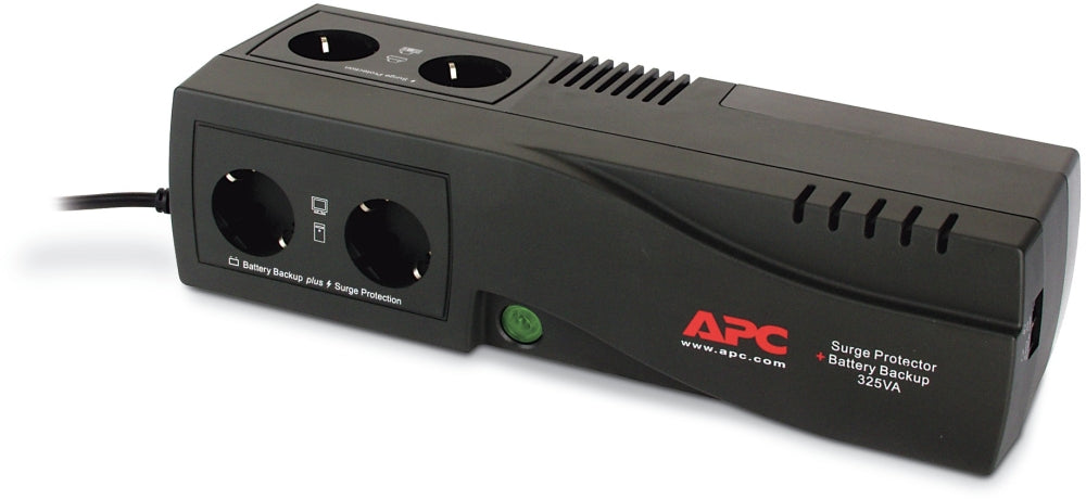 APC SurgeArrest + Battery Backup 325VA - BE325-GR