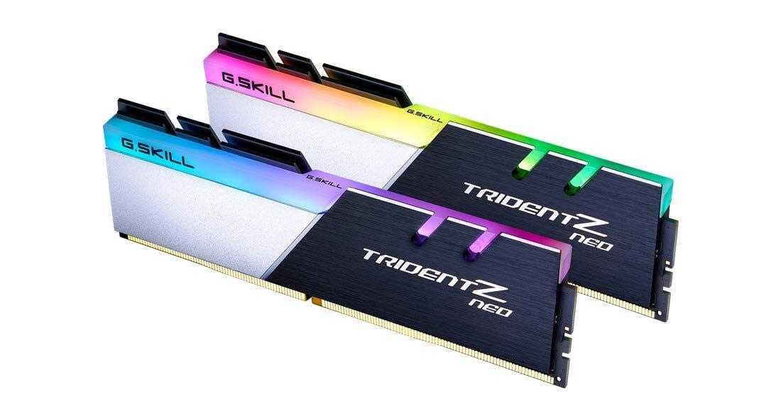 DDR4 32GB KIT 2x16GB PC3600 G.Skill TridentZ