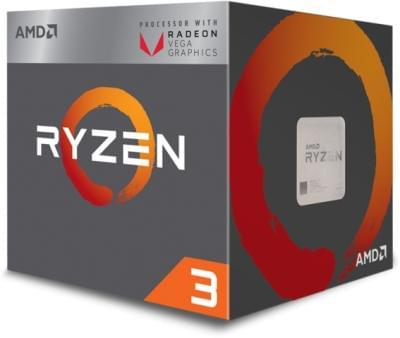 AMD Ryzen 3 2200G Box AM4 (3,700GHz) - digi-cv