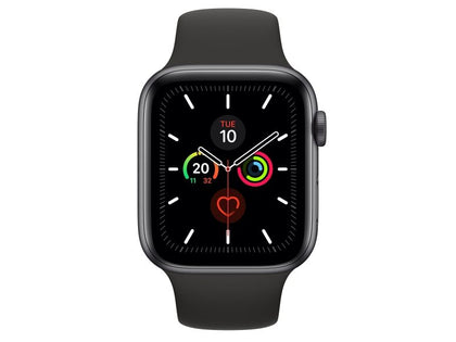 Apple Watch Series 5 GPS + Cellular Space Grey - digi-cv