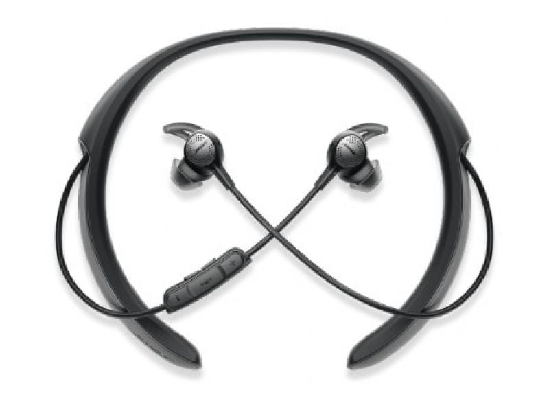 Bose Quiet Control 30 Wireless Headset black