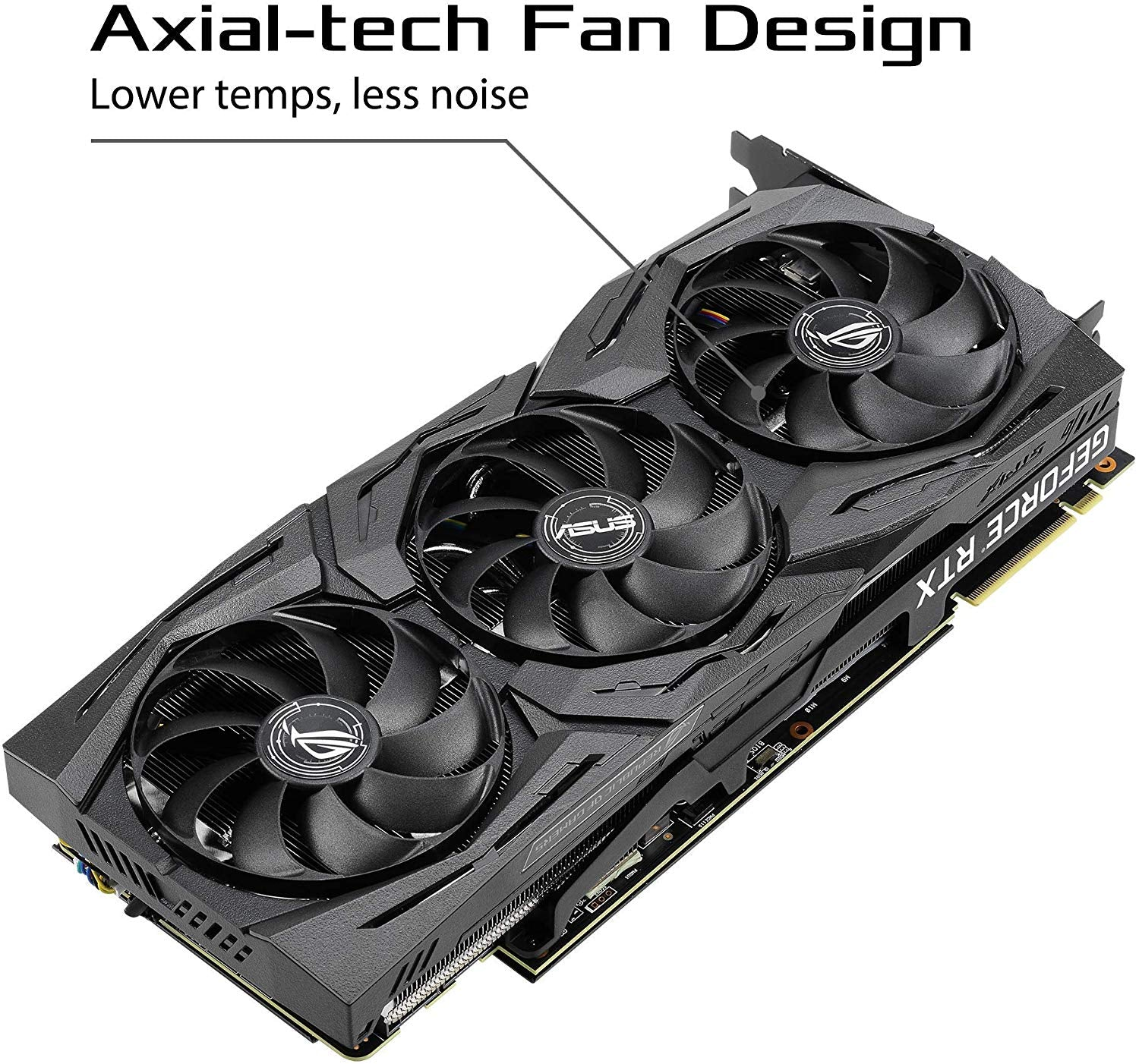 Asus 8GB D6 RTX 2070S ROG STRIX GAMING 2x