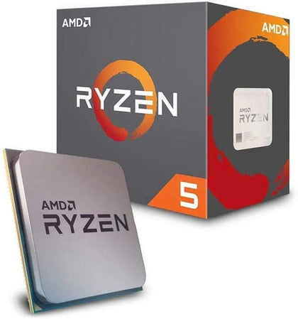 AMD Ryzen 5 1400 3.4GHz Socket AM4 Box YD1400BBAEBOX - digi-cv