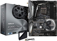 ASRock Z390 Taichi Ultimate Intel Z390 So.1151 Dual Channel DDR ATX Retail - digi-cv