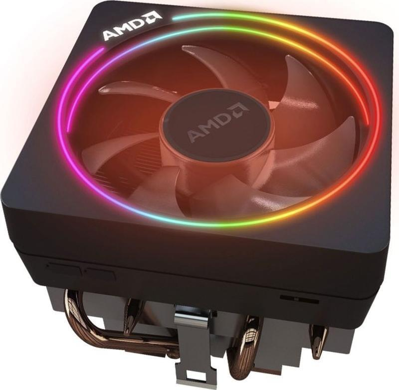 AMD Ryzen 7 2700X Box AM4 (4,350GHz) YD270XBGAFBOX with Wraith Prism cooler