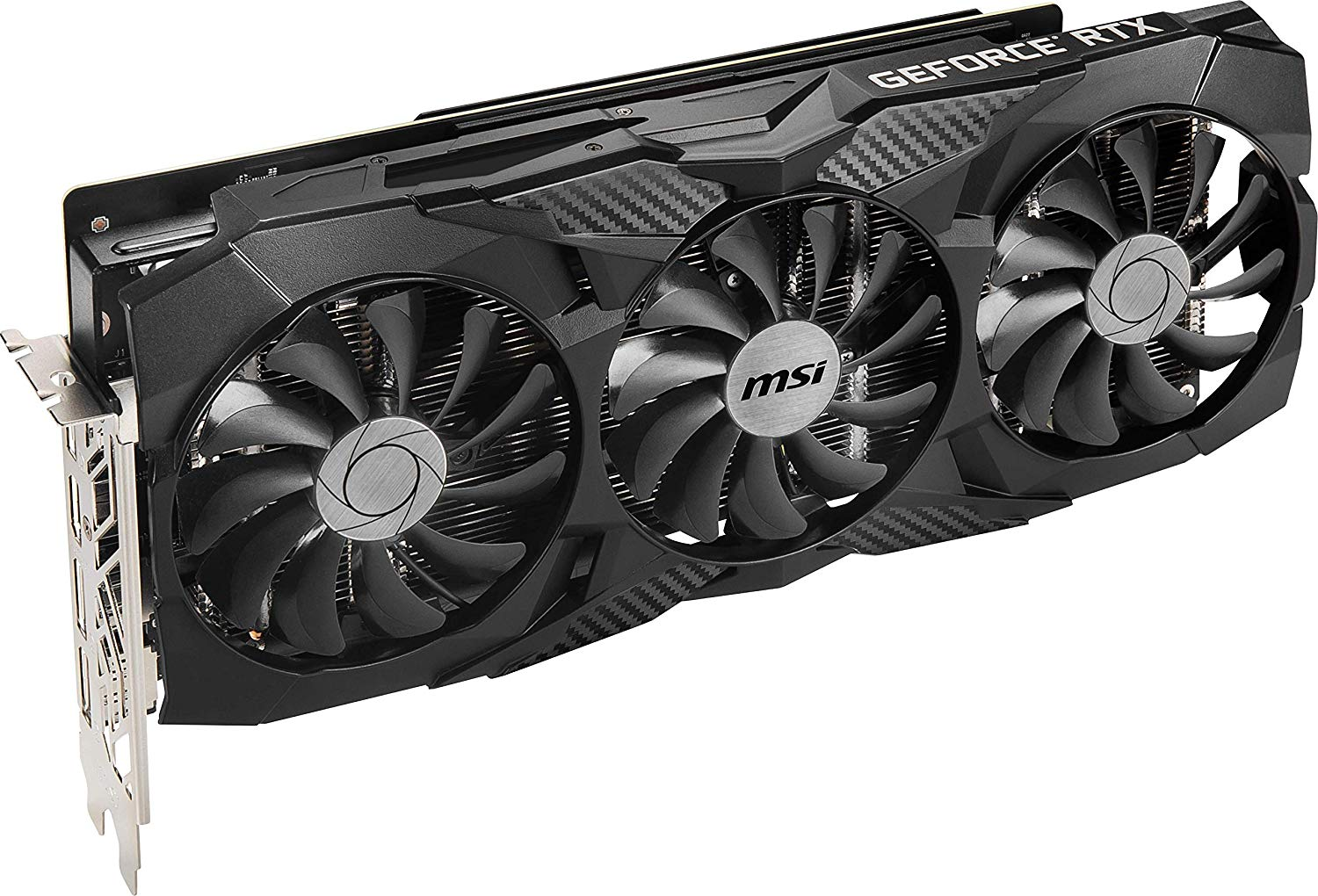 MSI GeForce® RTX 2070 8GB TRI FROZR