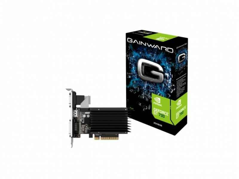 Gainward GeForce GT 730 2048MB SilentFX GeForce GT 730 2GB GDDR3
