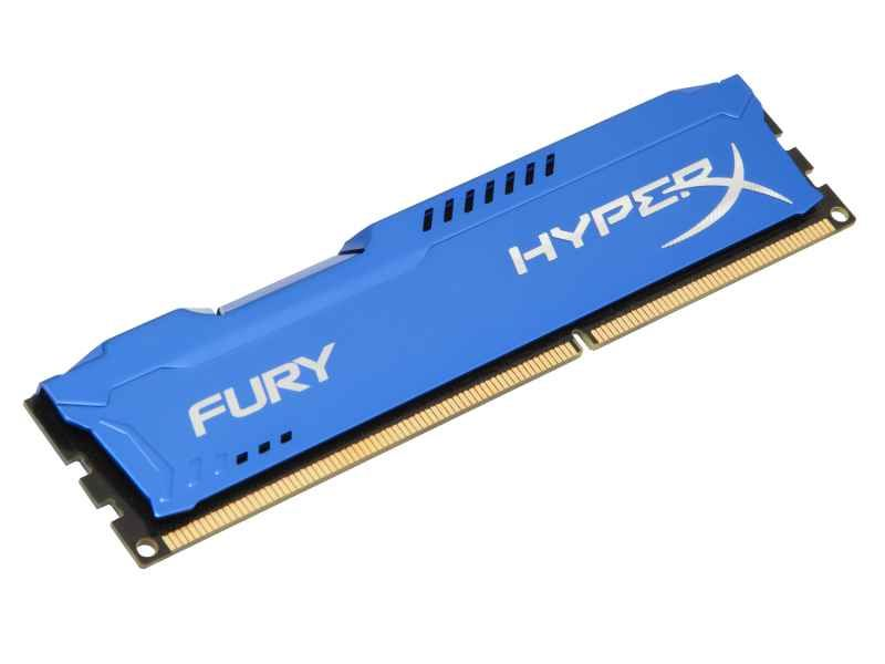 Kingston HyperX FURY Blue 8GB