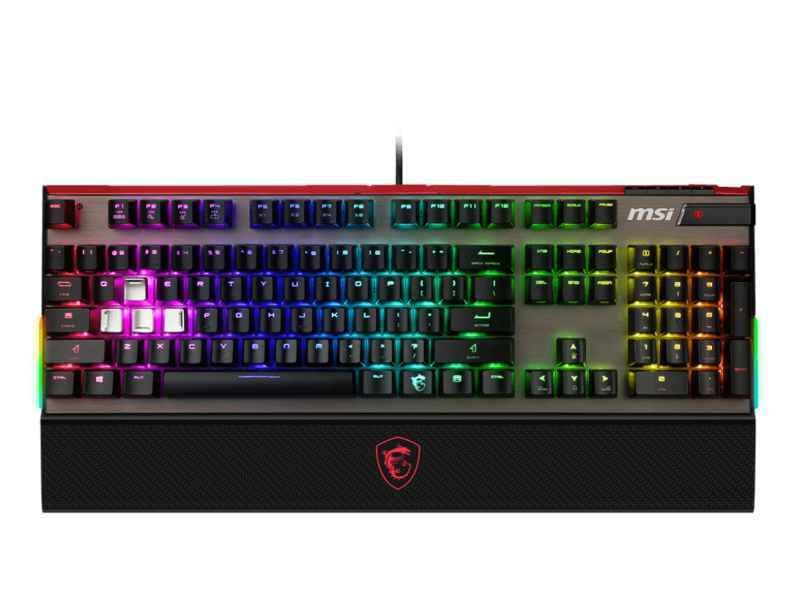 MSI Vigor GK80, Gaming-Tastatur