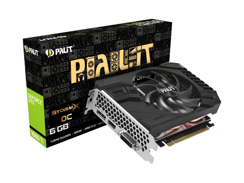 Palit VGA GeForce® GTX 1660 Ti