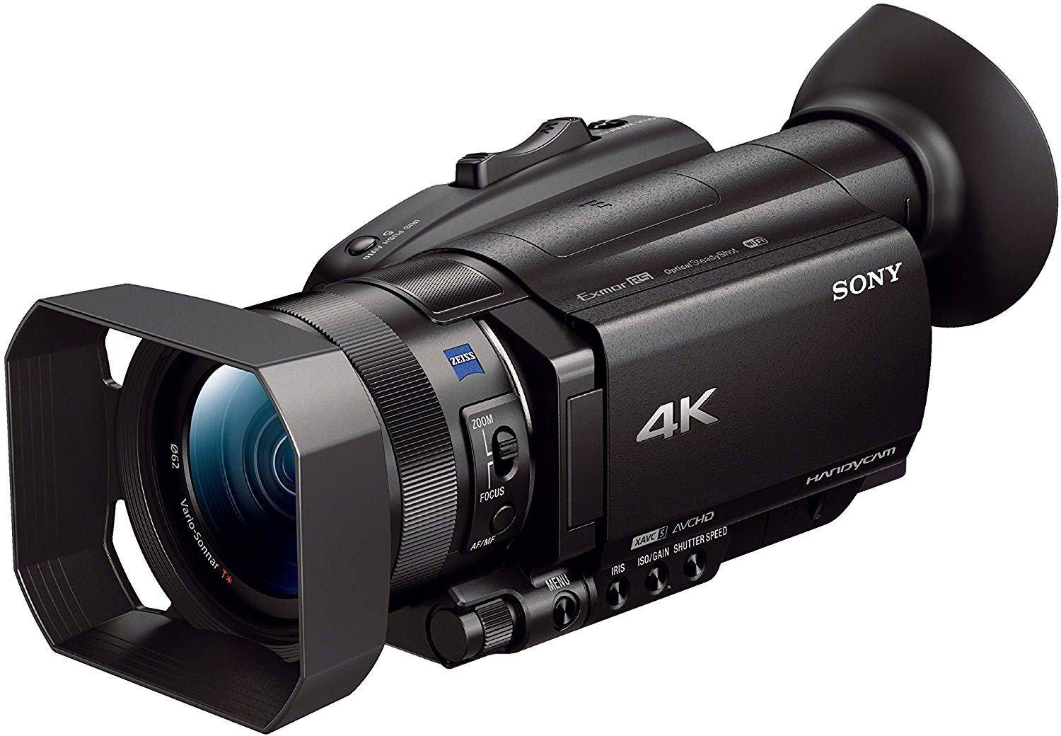 Sony FDR-AX700 4K HDR Ultra HD Camcorder