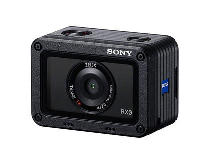 Sony RX0 Mark II Waterproof/Shockproof Camera Black - digi-cv