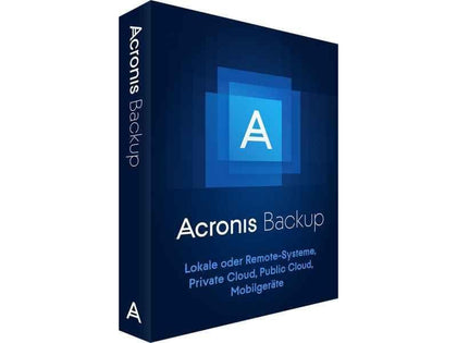 Acronis Backup Virtual Host - digi-cv