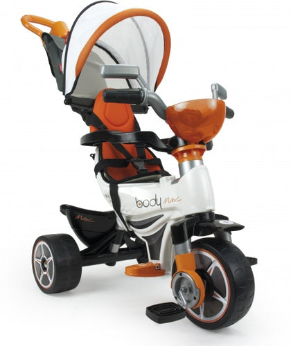 Body Max Junior Orange - digi-cv