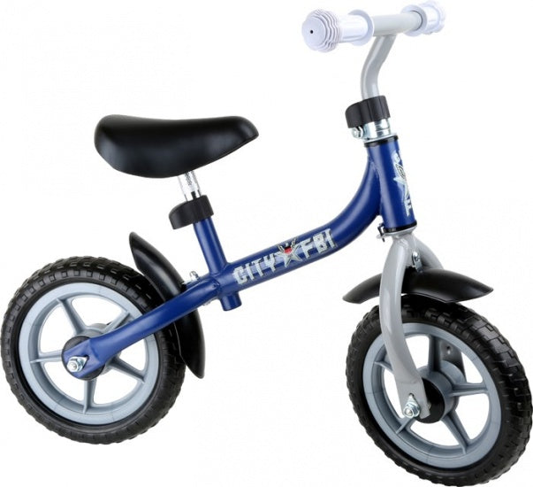 Loopfiets city scooter Jungen Blau