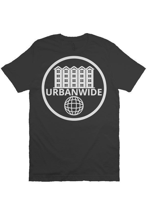 UrbanWide Basic Tee [Black]