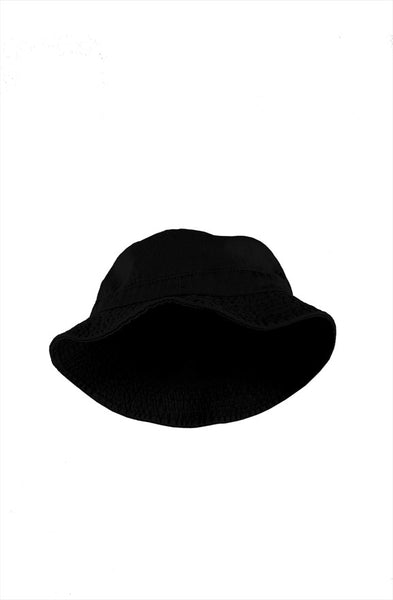 VannDigital Basic Bucket Hat [Dark]