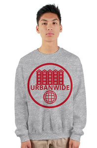 UrbanWide Basic Crewneck [Grey]