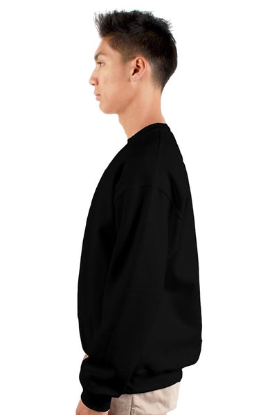 UrbanWide Basic Crewneck [Black]