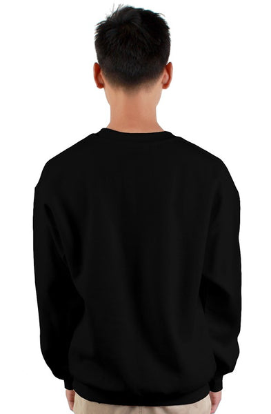 VannDigital Basic Crewneck [Black]