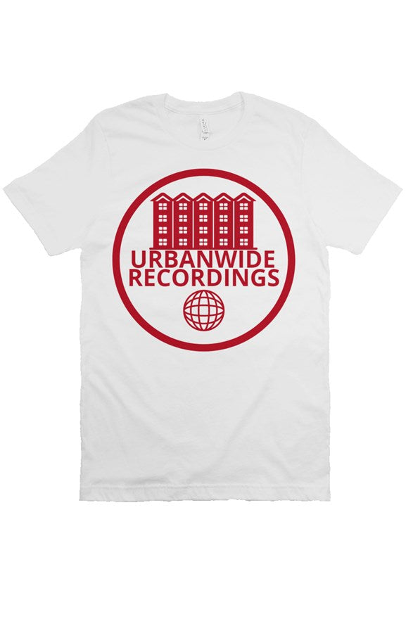UrbanWide Recordings White Tee