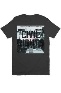 Civil Rights Tee [Black]