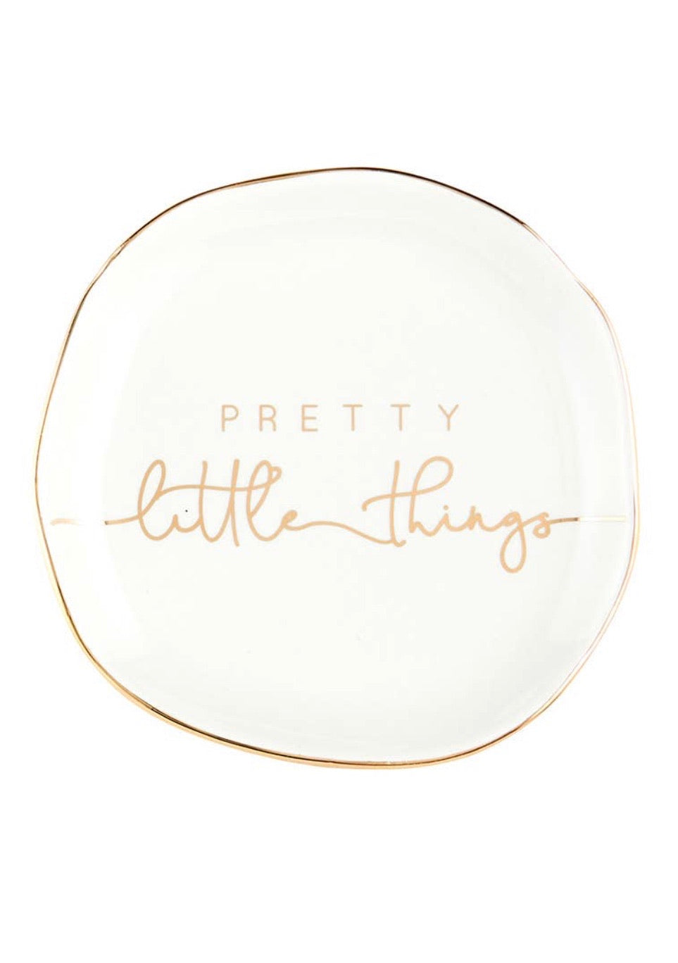 Trinket Tray - Little Things