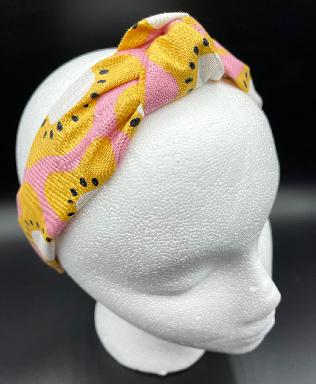 The Kate Flower Power Knotted Headband