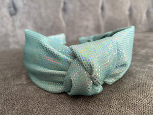The Kate Mermaid Knotted Headband