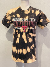 Load image into Gallery viewer, Texas Tech Tie Dye Tee