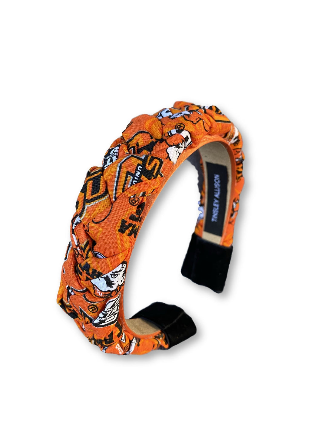 Oklahoma State Cotton Logo Headband