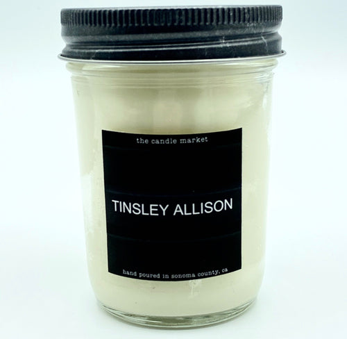 Pineapple & Coconut Lime 8oz Candle