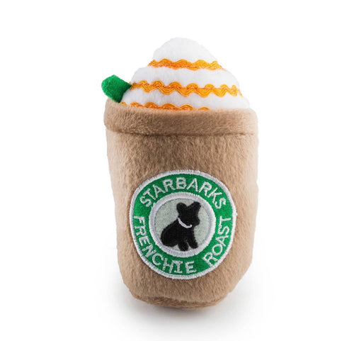 Starbucks Frenchie Roast Toy - Small