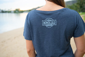 Women's Oahu Brewed Dolman Top