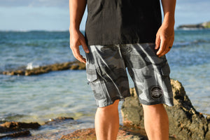 Men's Combat Board Short