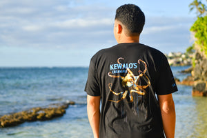 Men's Kewalo's T (Black)