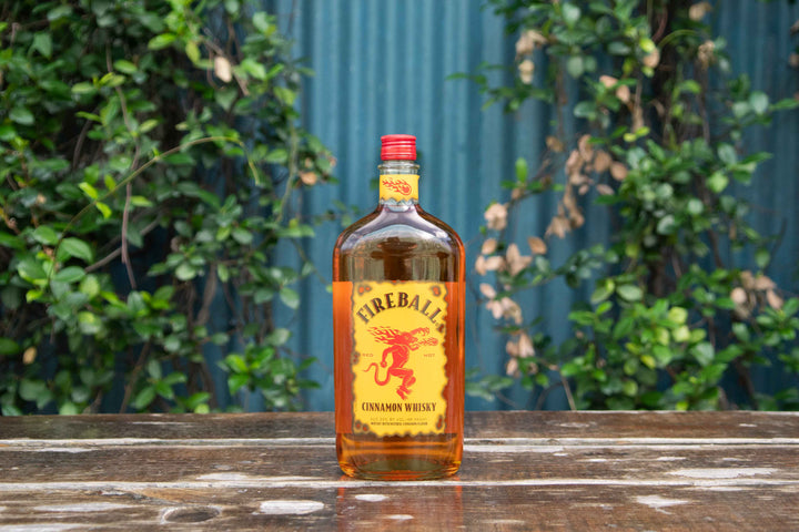 Liquor Fireball Whisky