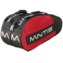Load image into Gallery viewer, MANTIS 6 Racket thermo - Red/Black - Independent tennis shop All Things Tennis
