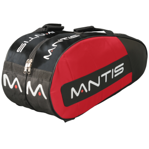 MANTIS 6 Racket thermo - Red/Black - Independent tennis shop All Things Tennis