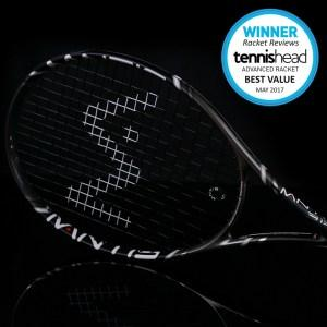 MANTIS 315 PS Tennis Racket - Independent tennis shop All Things Tennis