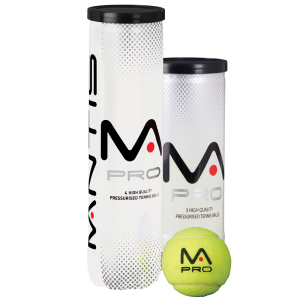MANTIS Pro Tennis Balls - Independent tennis shop All Things Tennis