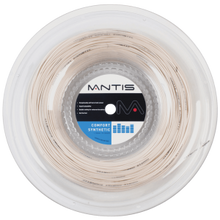 Load image into Gallery viewer, MANTIS Comfort Synthetic String 16G - Reel (200m) - Independent tennis shop All Things Tennis