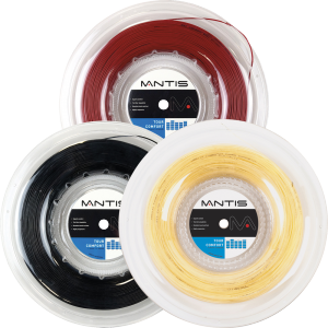 MANTIS Tour Comfort String 16G - Reel (200m) - Independent tennis shop All Things Tennis