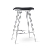 High Stool | Recycled aluminium | 74 cm